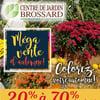 Image de la Promotion Circulaire Centre de Jardin Brossard du 17 au 22 septembre 2021
