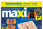 Circulaire Maxi du 14 au 20 janvier 2021
