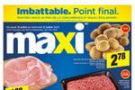 Circulaire Maxi du 15 au 21 juillet 2021
