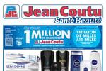 Circulaire Jean Coutu - Santé Beauté du 9 au 15 Septembre 2021