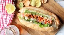 """""""Lobster"""" Roll Vegan"""