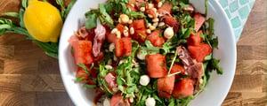 Salade Fraîche au Melon d'Eau