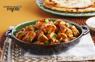 Photo Recette Poulet Barbecue Bhuna