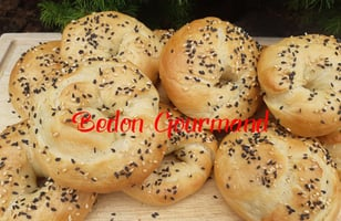 Photo Recette Bagels Maison
