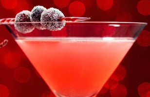 Photo Recette Bourbon Cherry Sour