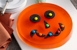 Photo Recette Citrouille D'Halloween Jell-O