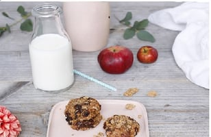 Photo Recette Cookies Choco Fruits
