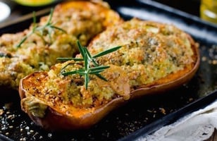 Photo Recette Courge Farcie au Fromage