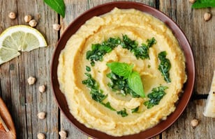 Photo Recette Houmous au Citron