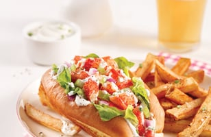Photo Recette Lobster Rolls