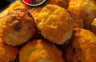 Photo Recette Muffins au Fromage Cheddar