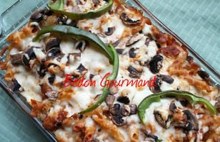 Photo Recette Pennes Pizza