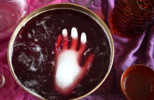 Photo Recette Punch d'Halloween