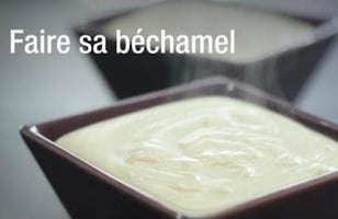 Photo Recette Sauce Béchamel Simple