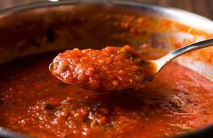 Photo Recette Sauce Marinara Maison