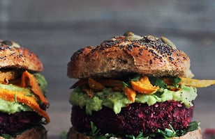 Photo Recette The Ultimate Veggie Burger