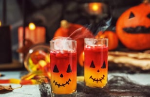 Photo Recette 6 Cocktails d'Halloween Monstrueux