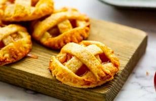 Photo Recette Biscuits à la Tarte aux Pommes et Caramel