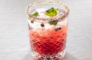 Photo Recette Cocktail « Gin »évrier Québécois