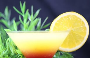 Photo Recette Cocktail Tequila Sunrise