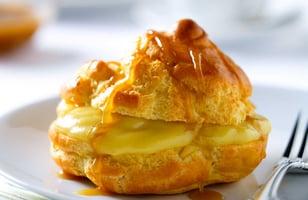 Photo Recette Crème Pâtissière Rapide