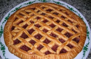 Photo Recette Crostata Alla Marmelata