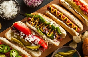 Photo Recette Hot-dog Express