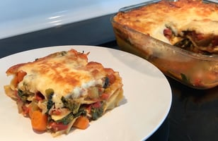 Photo Recette Lasagne Sauce Tomates et Légumes