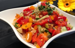 Photo Recette Salsa Simple