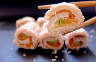 Photo Recette Faux California Rolls