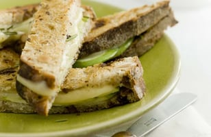Photo Recette Grilled Cheese Pommes et Romarin