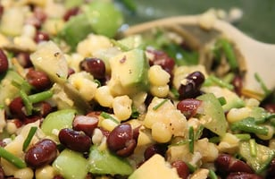 Photo Recette Salade Mexicaine Express