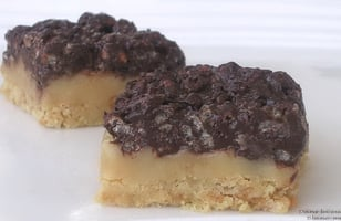 Photo Recette Toffee Squares