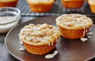 Photo Recette Apple Pie Cups