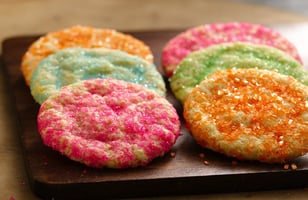 Photo Recette Biscuits au Sucre (sans gluten)