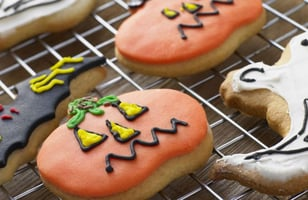 Photo Recette Biscuits D'Halloween