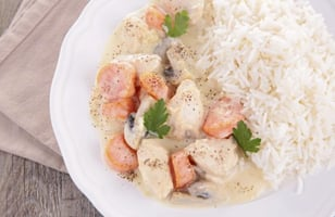 Photo Recette Blanquette de Veau Traditionnelle