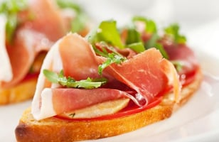 Photo Recette Bruschetta Italienne du Printemps