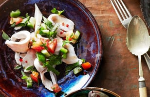Photo Recette Ceviche do Brasil