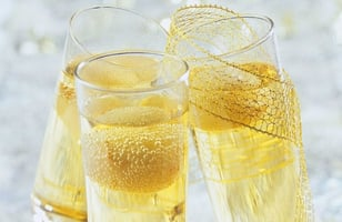 Photo Recette Champagne Ardent