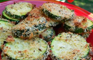 Photo Recette Chips de Zucchini Cuites au Four