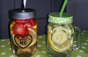 Photo Recette Detox Water