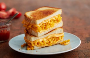 Photo Recette Grilled Cheese au KD