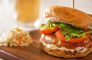 Photo Recette Hamburger Red Hot