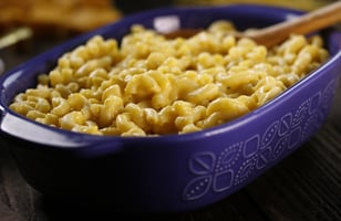 Photo Recette Macaroni Fromage et Courge Butternut