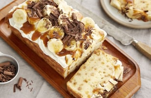 Photo Recette Pain Banoffee