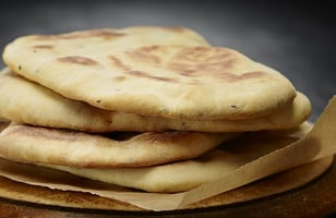 Photo Recette Pains Naan
