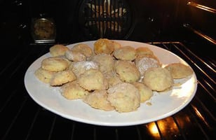 Photo Recette Petits Biscuits Mexicains