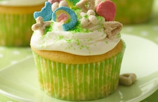 Photo Recette Petits Gâteaux Lucky Charms