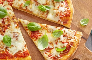 Photo Recette PIZZA MARGARITA SANS GLUTEN